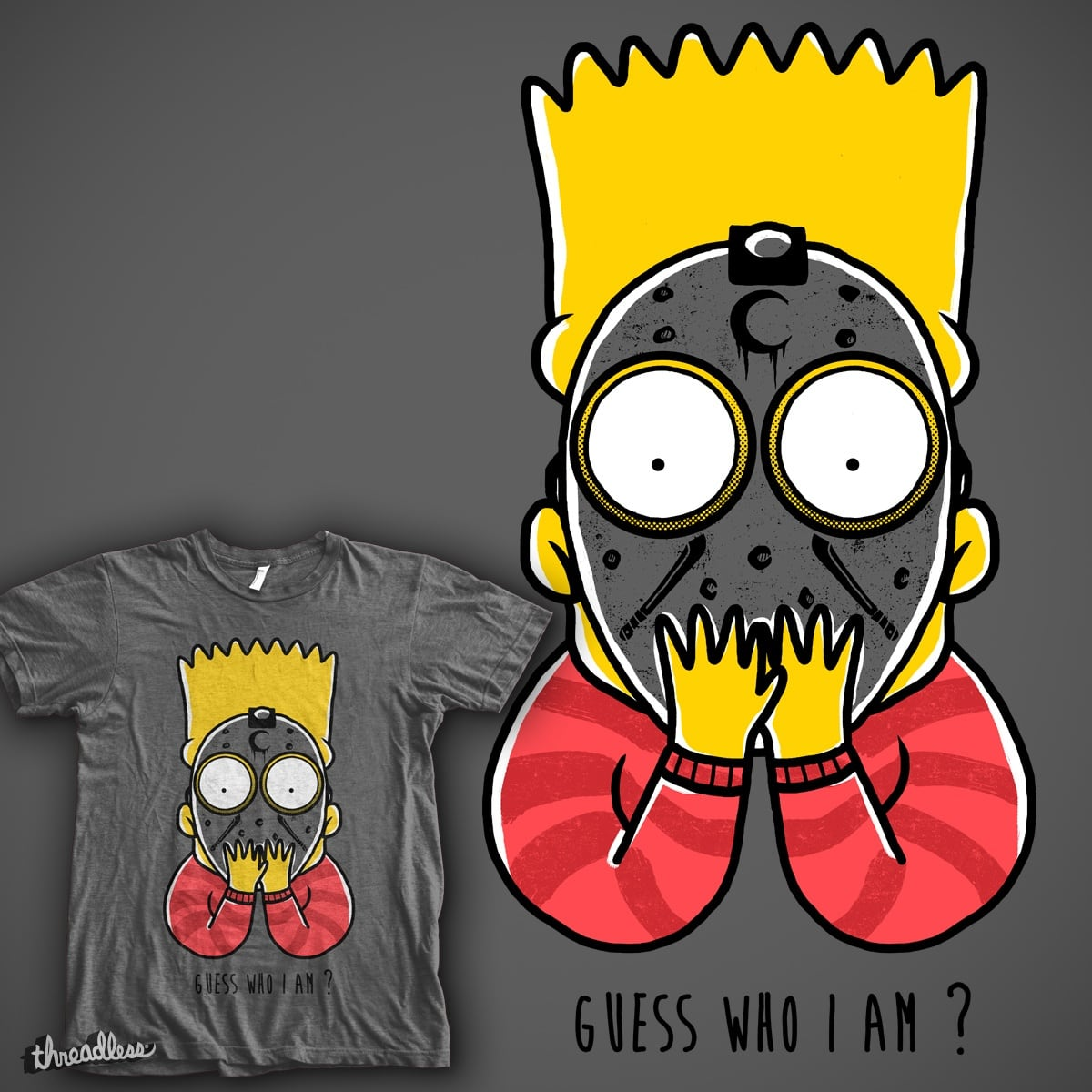 Perfect Undercover by groch on Threadless