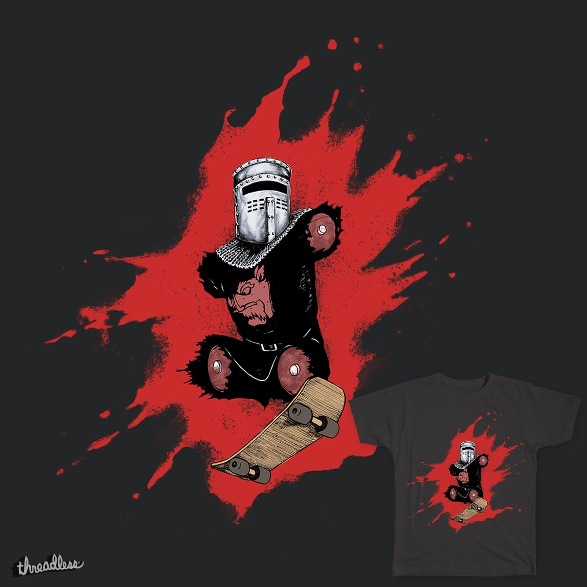Skills by Herculoid and goliath72 on Threadless