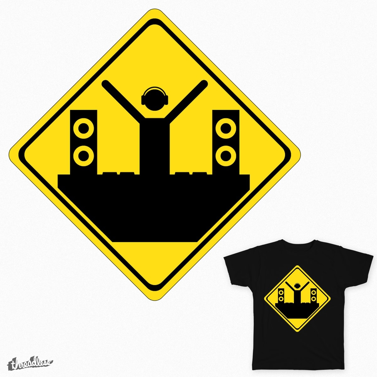 Rave Ahead by JustinStearns on Threadless