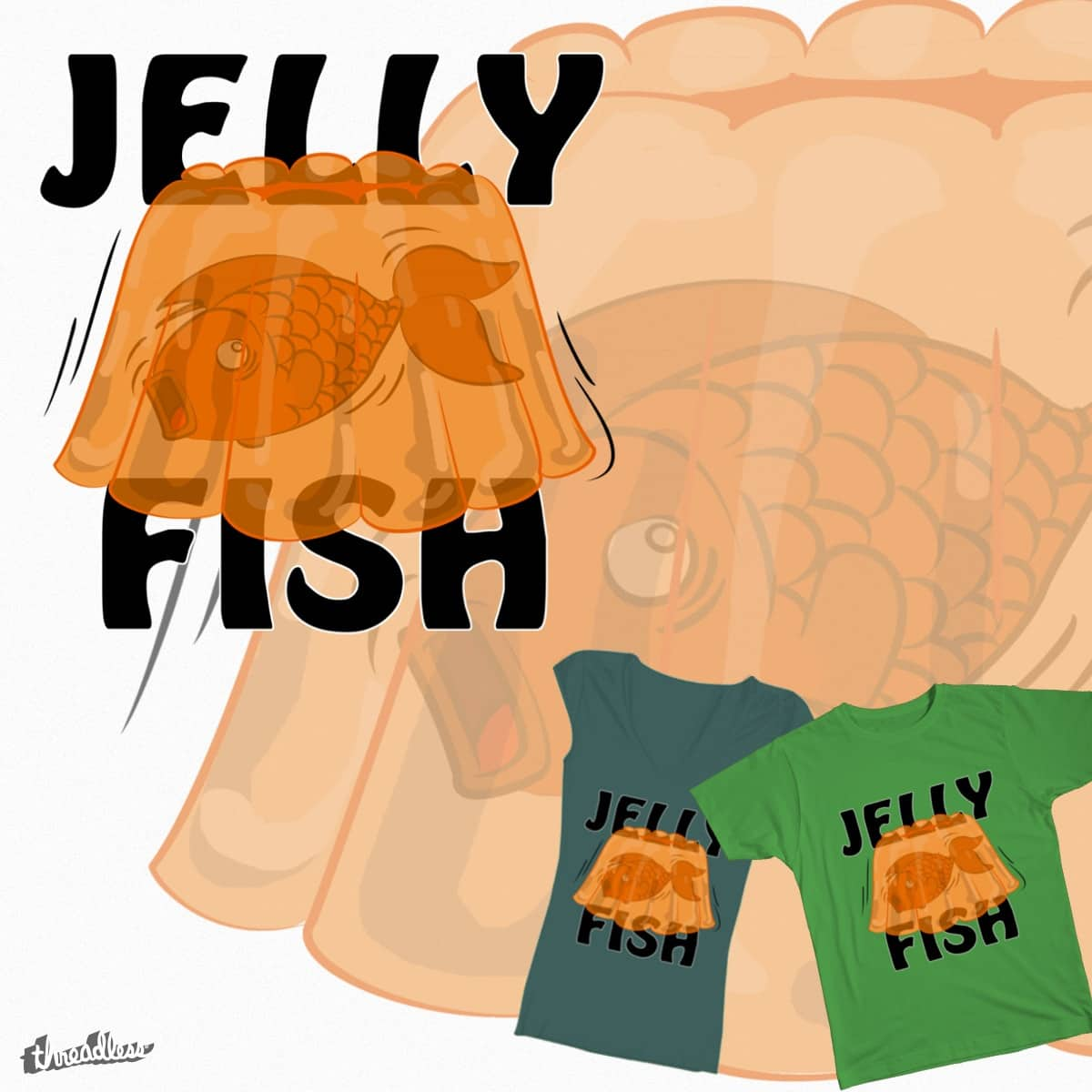 Jelly Fish by Kipke on Threadless