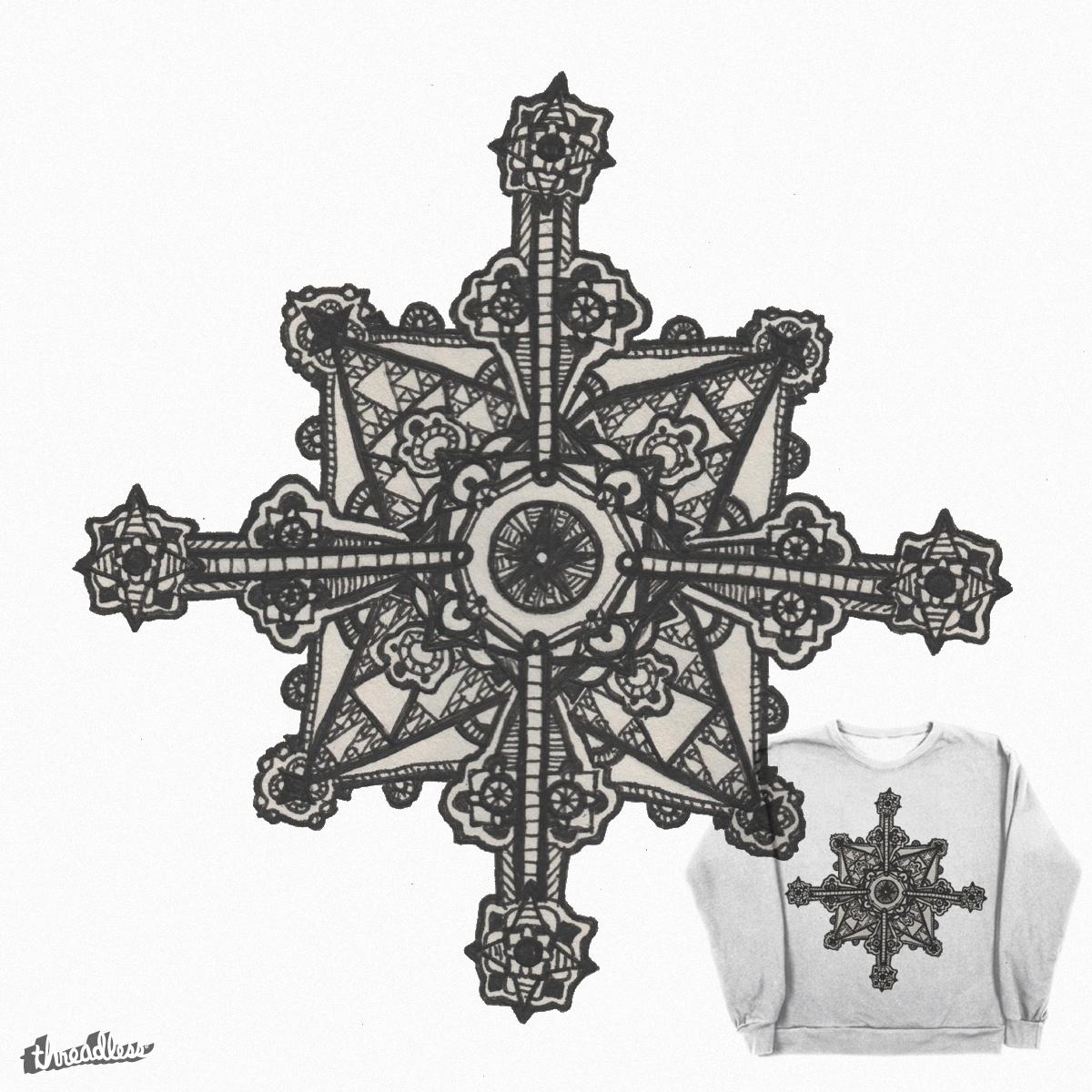 Symmetry by Djenne on Threadless