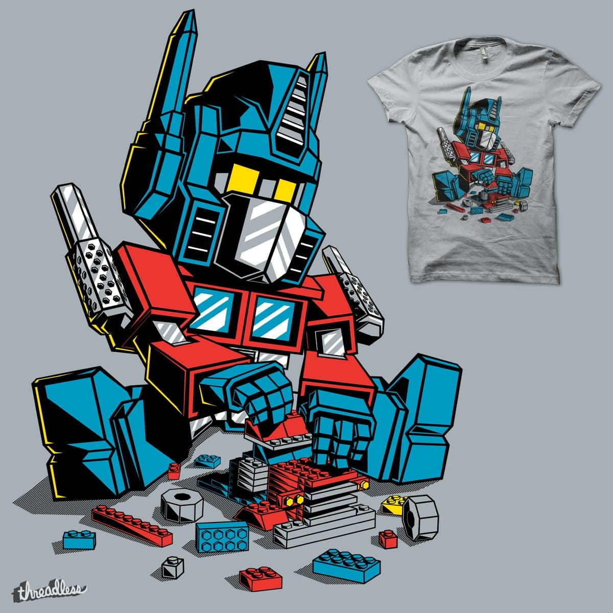Autoblocks by MEKAZOO on Threadless