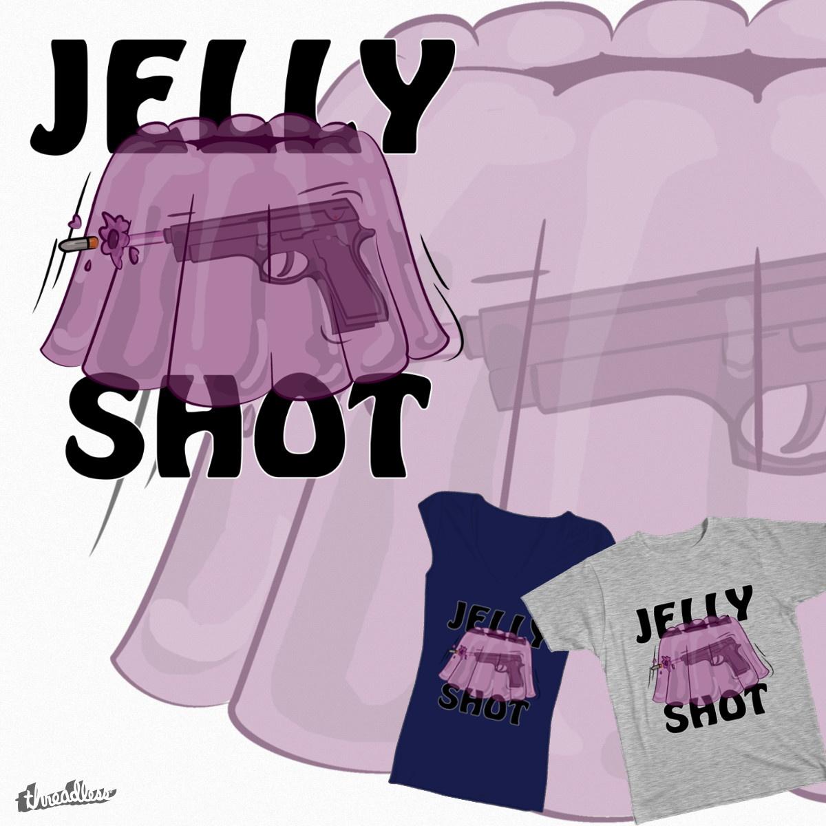Jelly Shot by Kipke on Threadless