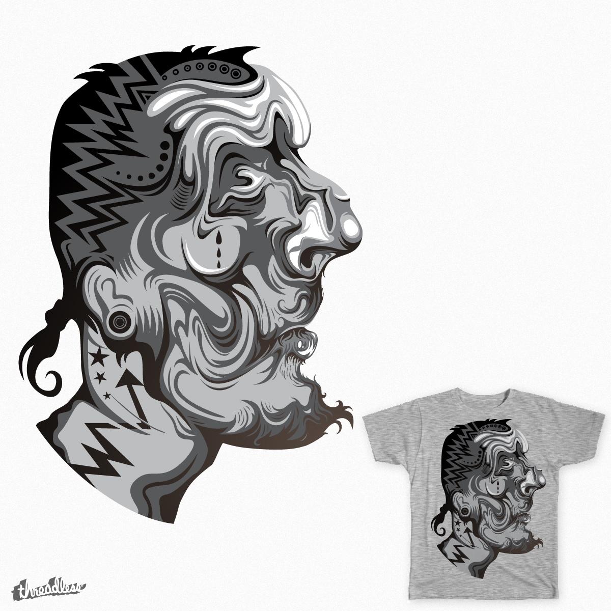 Chosen Hipster Mohawk by ZXDubstep on Threadless