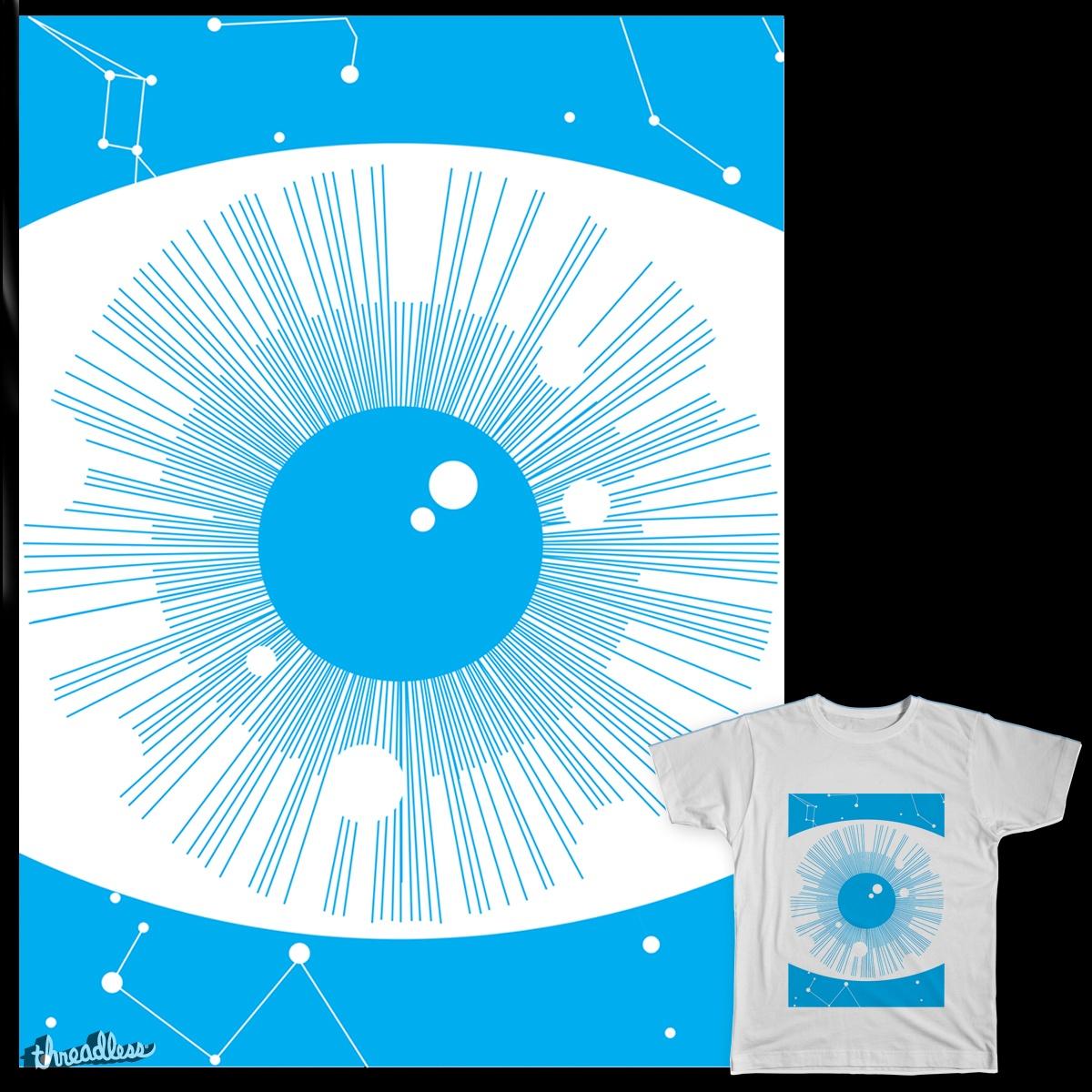 Eye by EvaBlue11 on Threadless