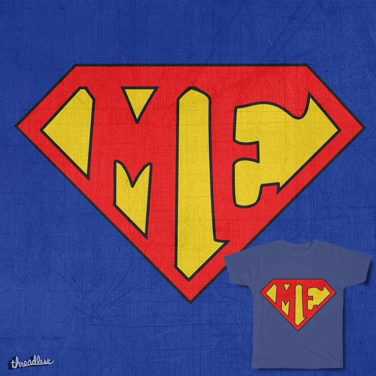 Super Me by Vextor on Threadless
