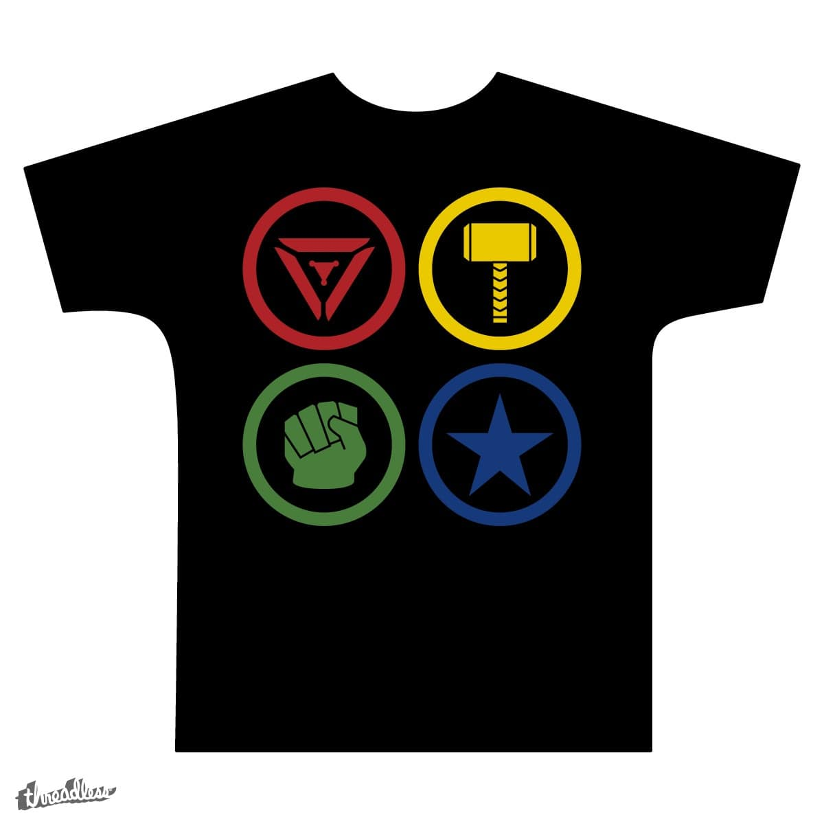 Assemble by nlewis1424 on Threadless
