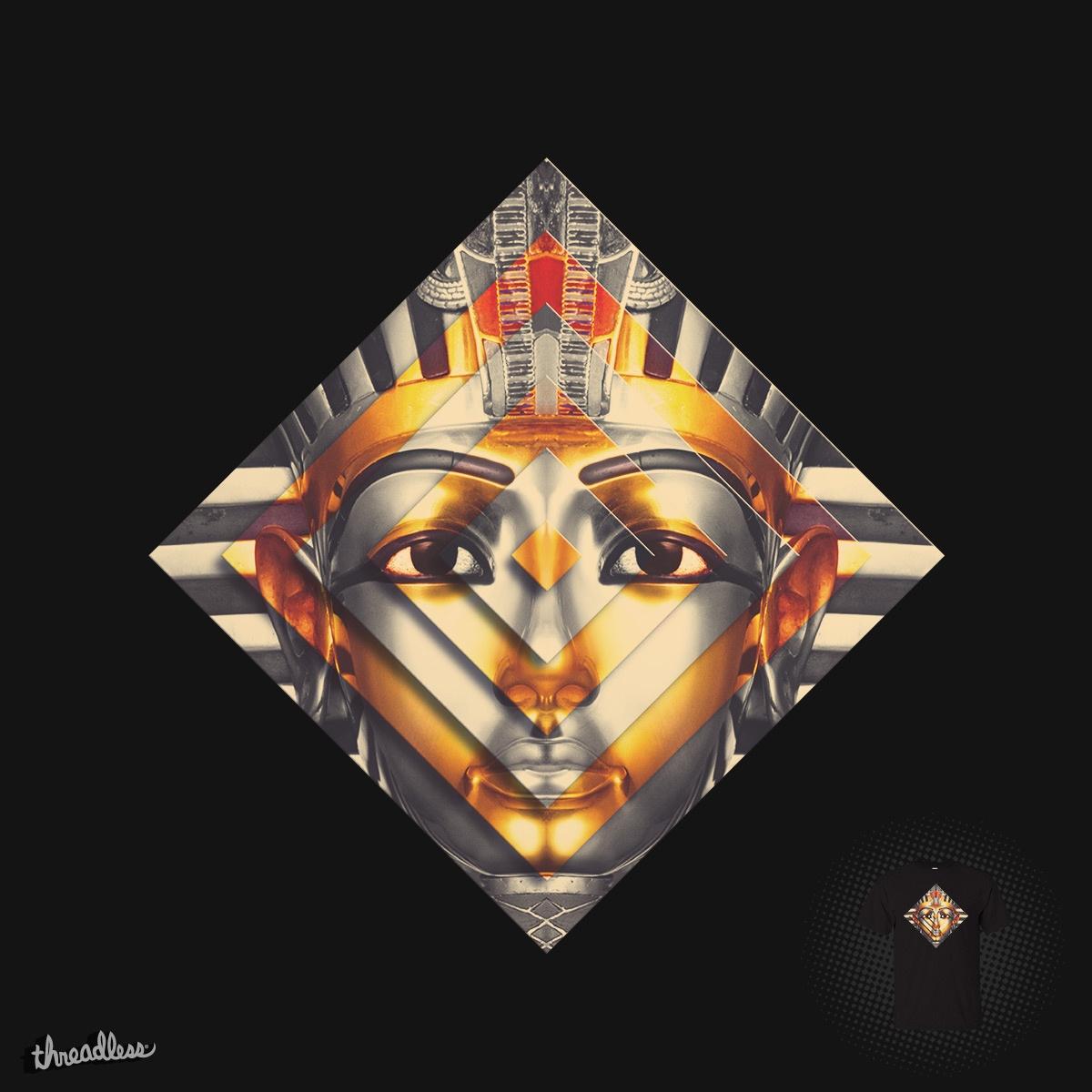 Pyramid by BrunoFavre on Threadless