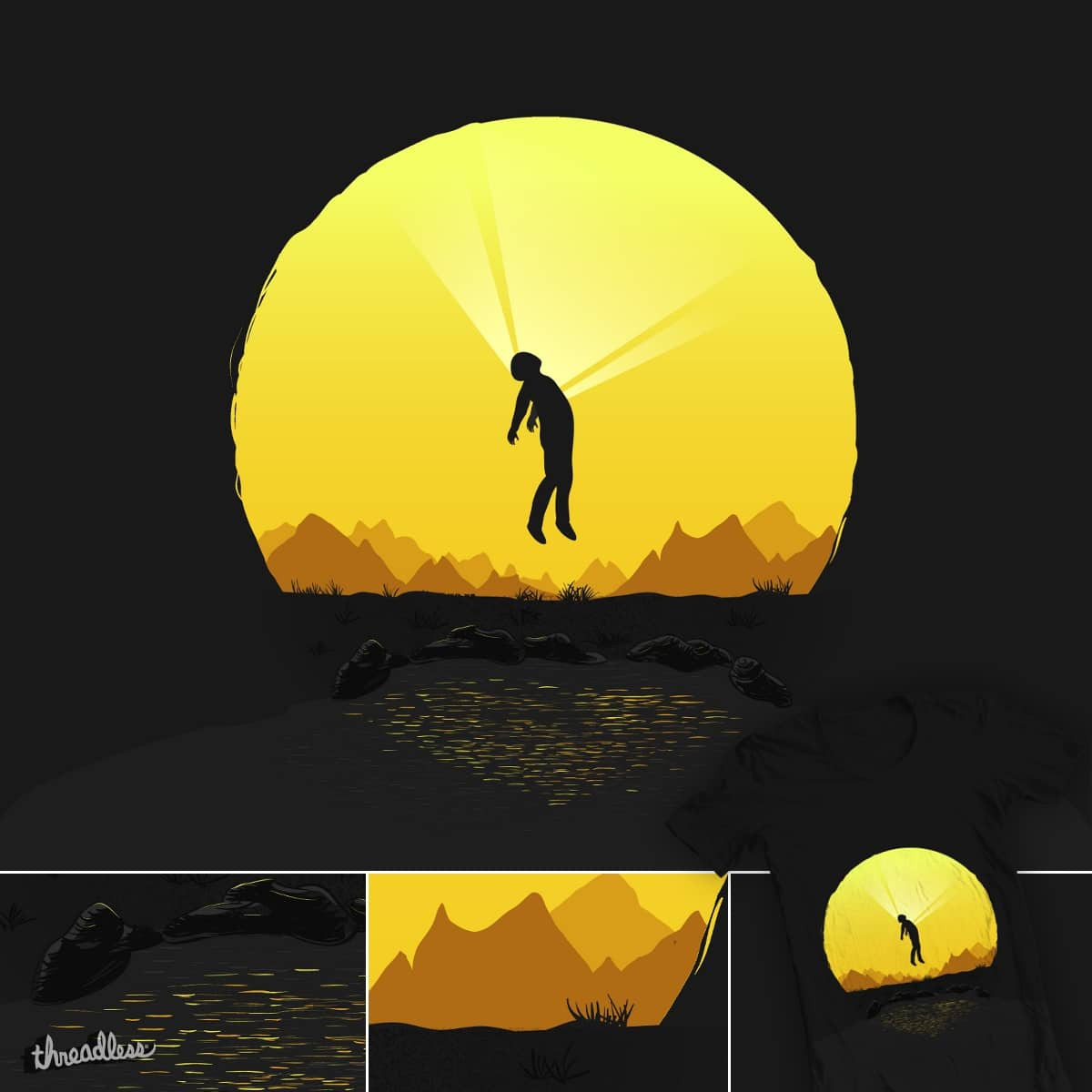 Rise by Bobsworld on Threadless