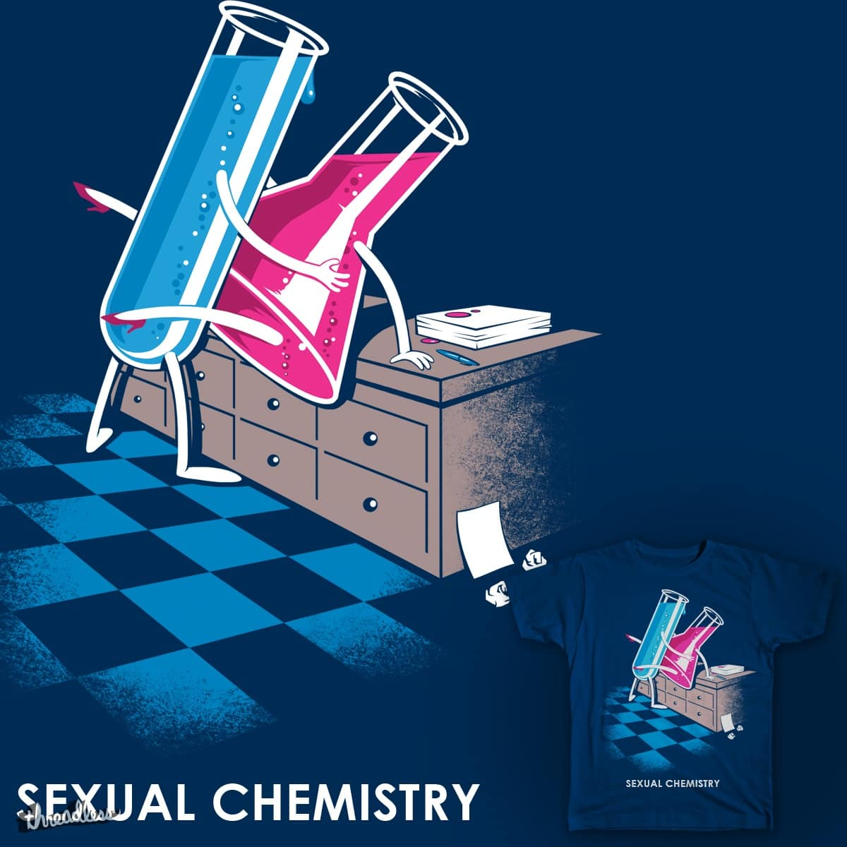 Sexual Chemistry by Chimaera Wear on Threadless