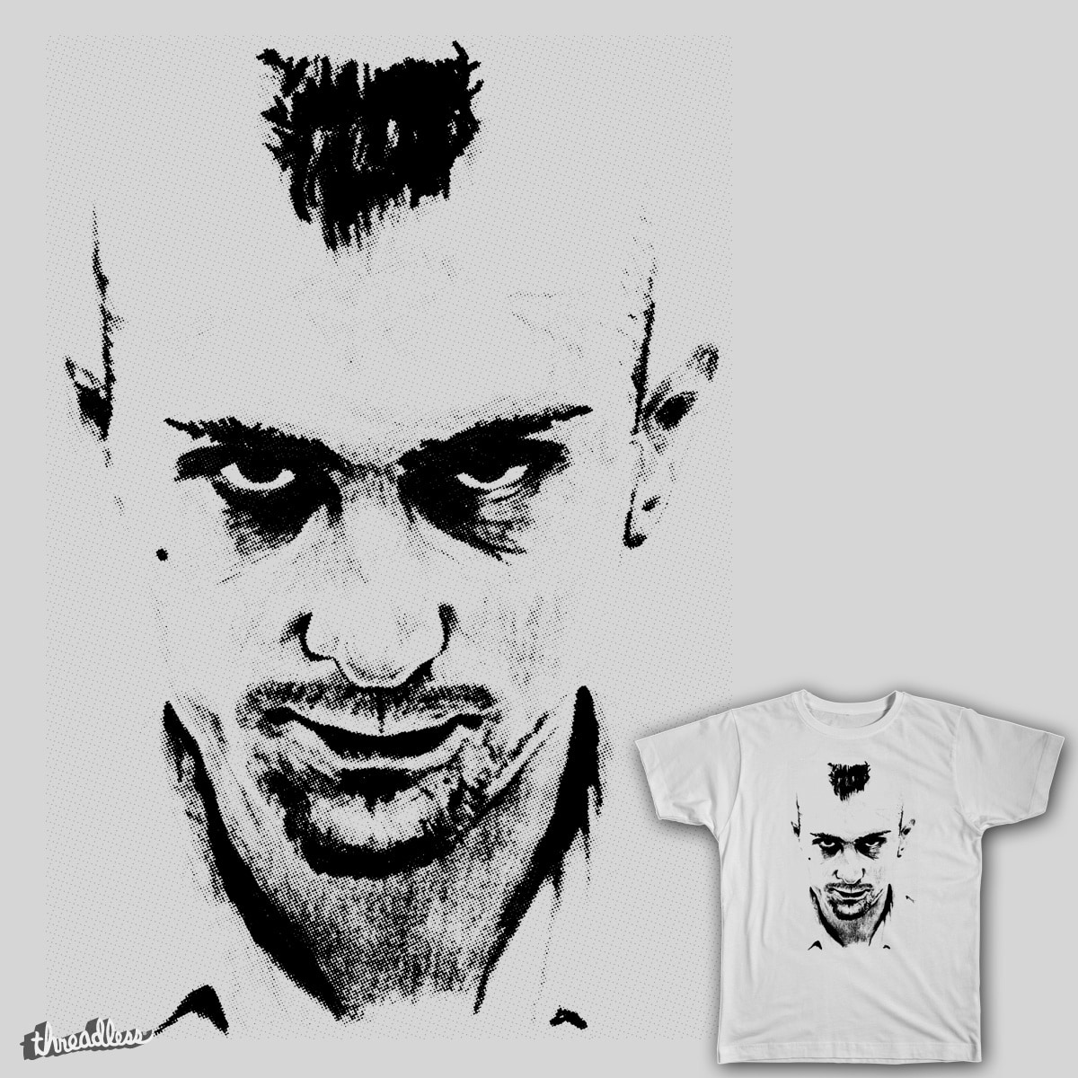 Travis Bickle by Melonseta on Threadless