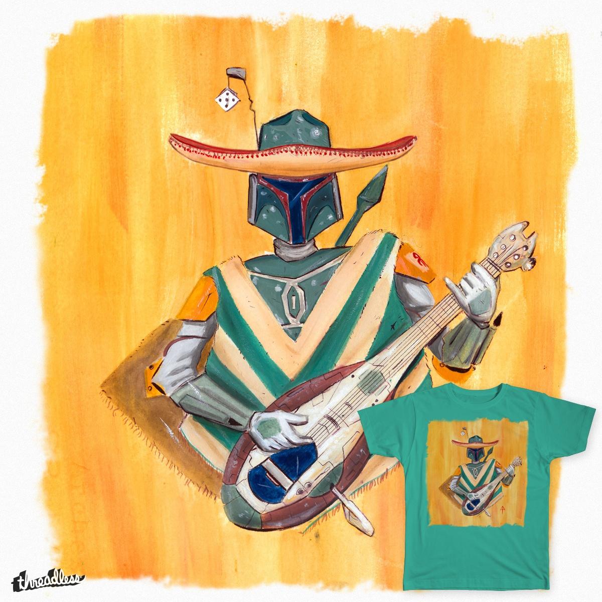 El Boba Bandito! by ARCADEO on Threadless