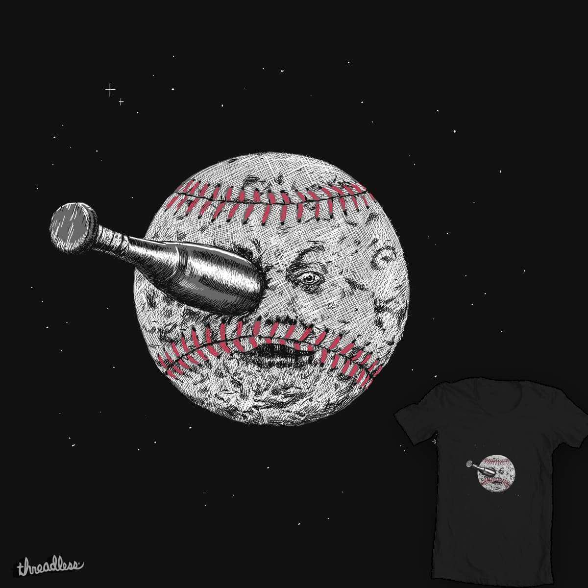Homerun by c-royal on Threadless