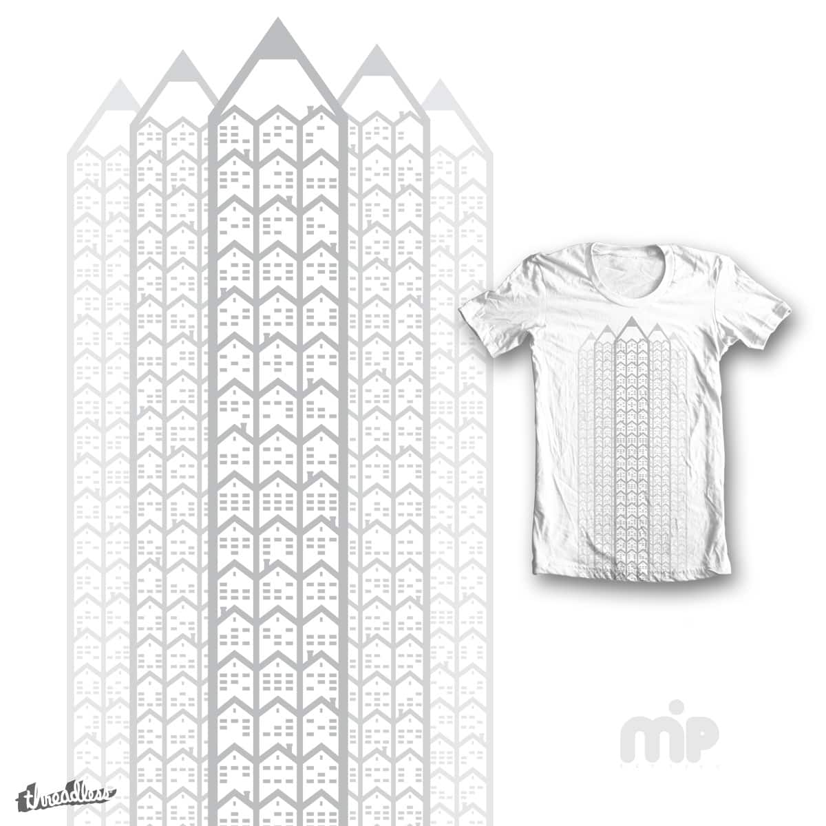 2B Under The Mountains by mip1980 on Threadless
