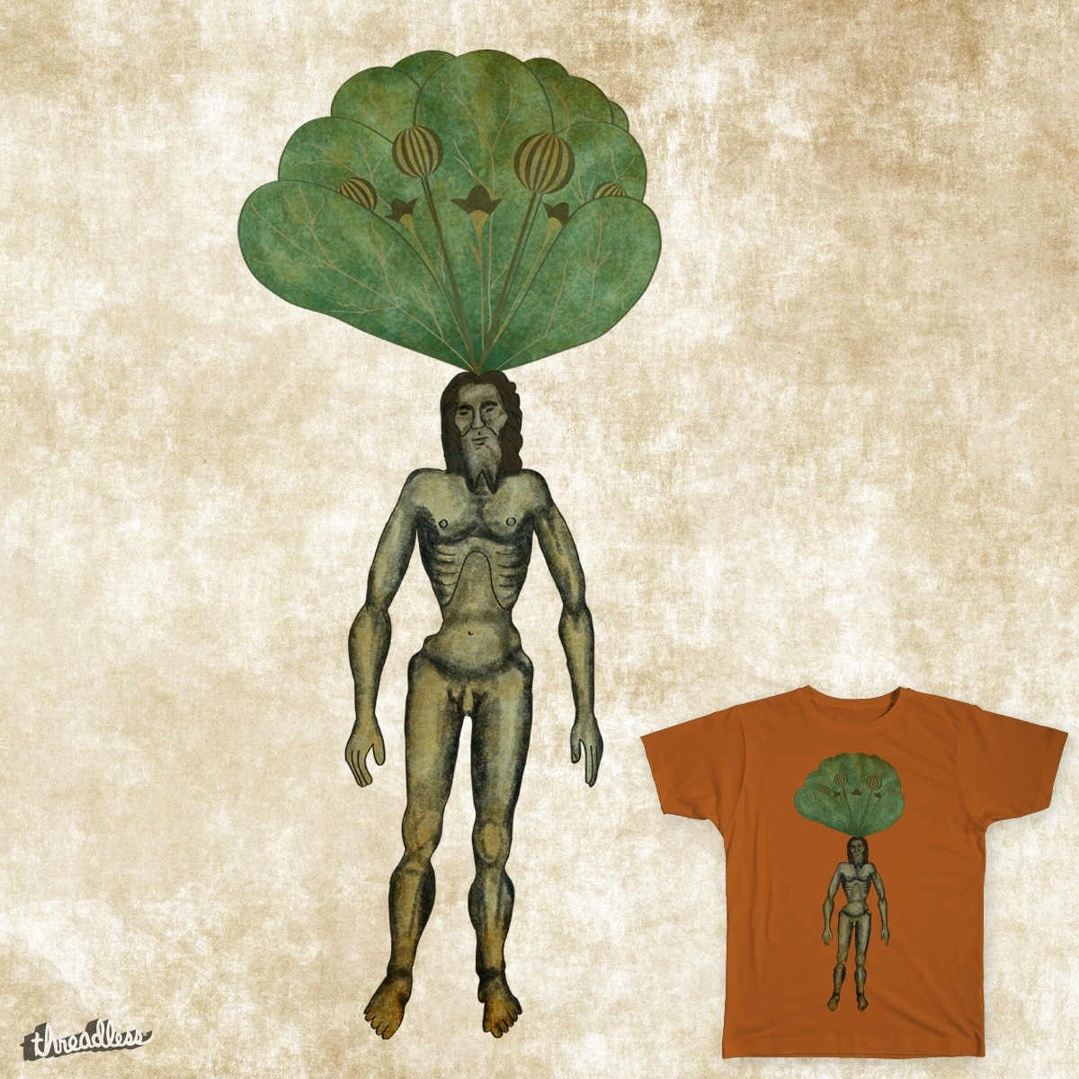 Homo Carrotus by ViorelG on Threadless