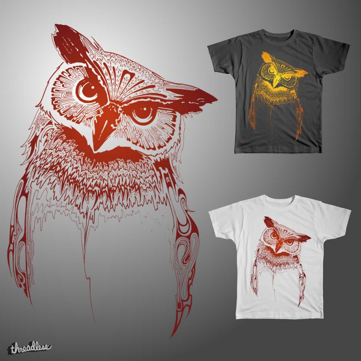 What a Hoot by com00020 on Threadless