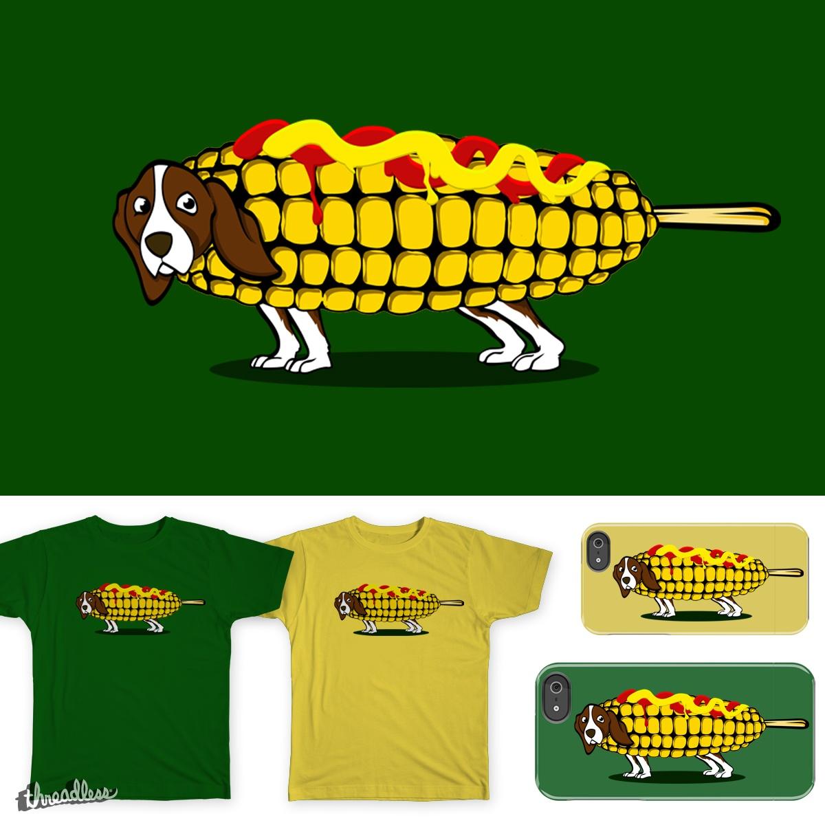 CornDog by DarnYou on Threadless