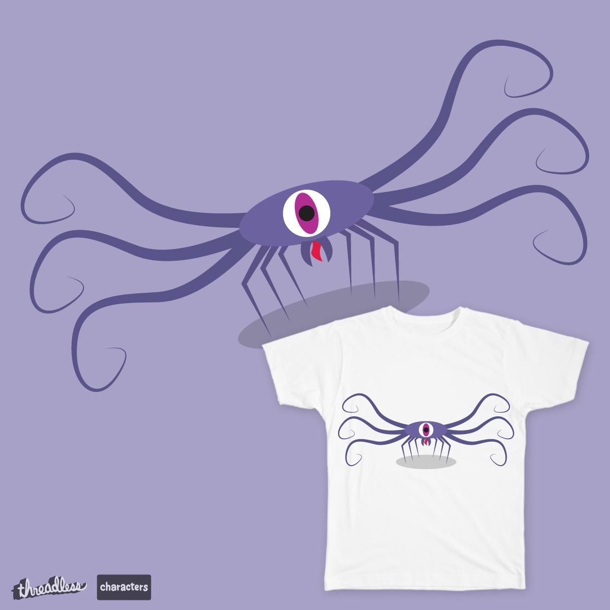 Octolly by jayman93 on Threadless