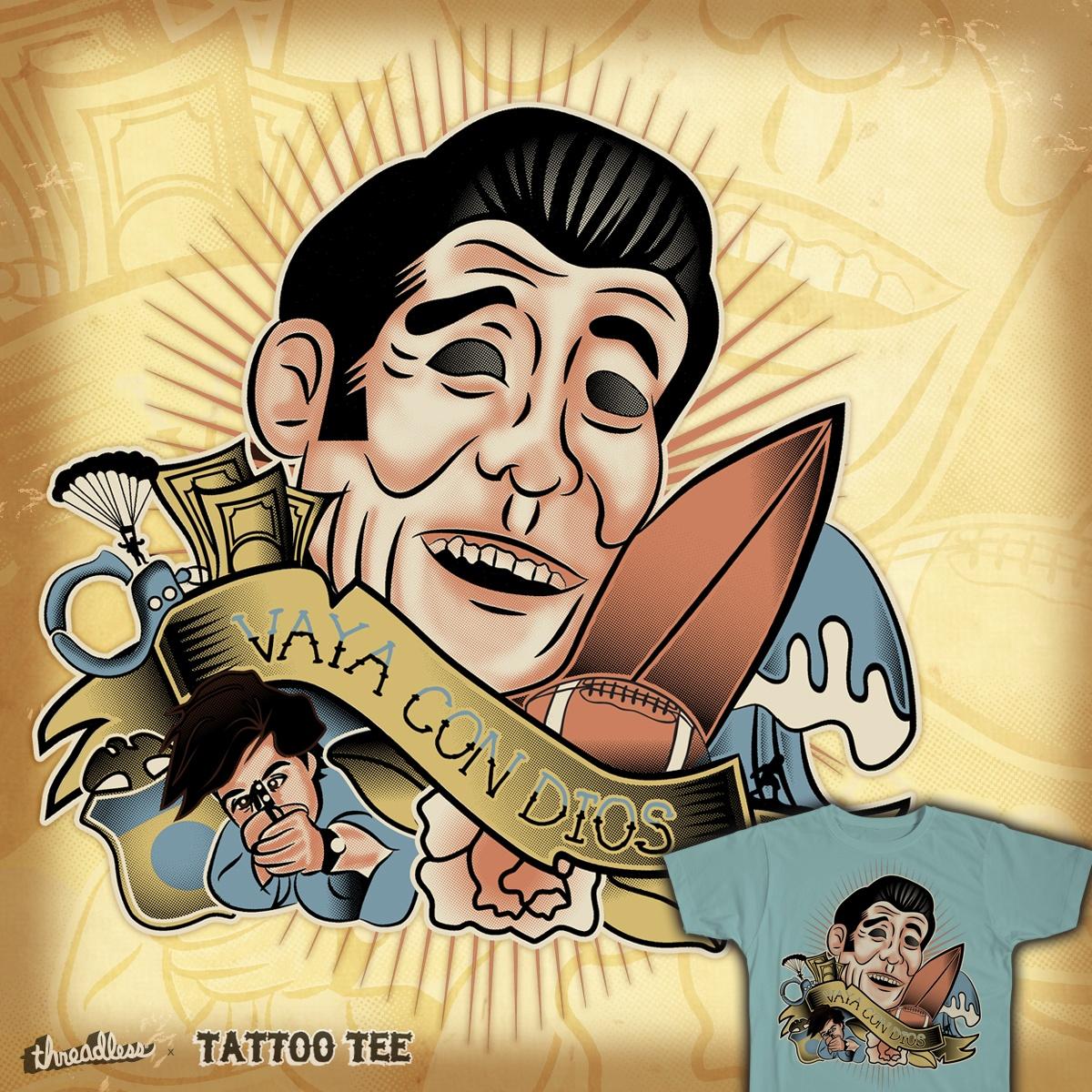 Vaya Con Dios by frauholle on Threadless