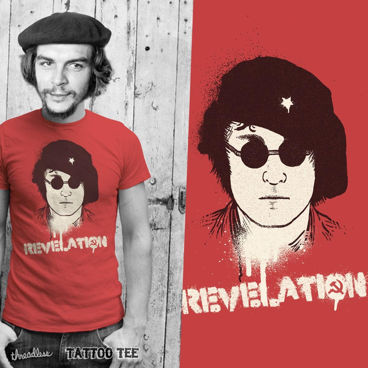 Revelation  by eliude_valverde on Threadless