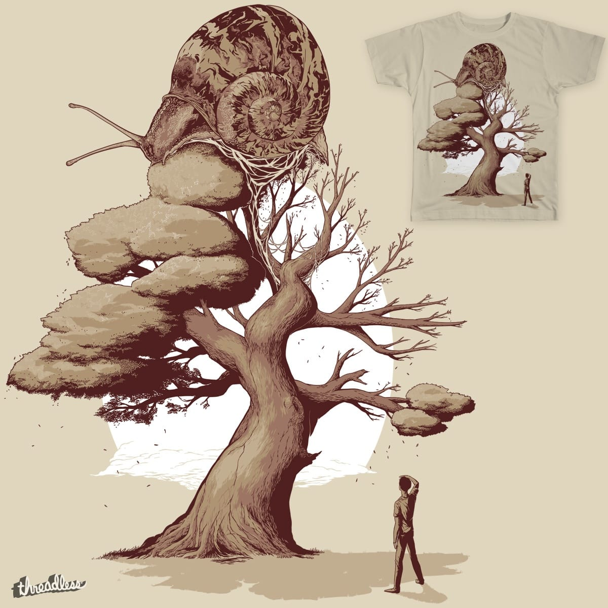The Day After You Die by P4U53 on Threadless