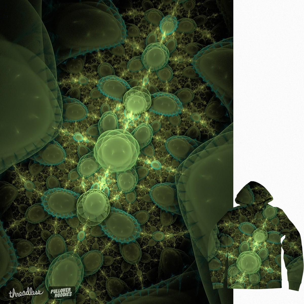 Turtle Cells by elysiabloom on Threadless