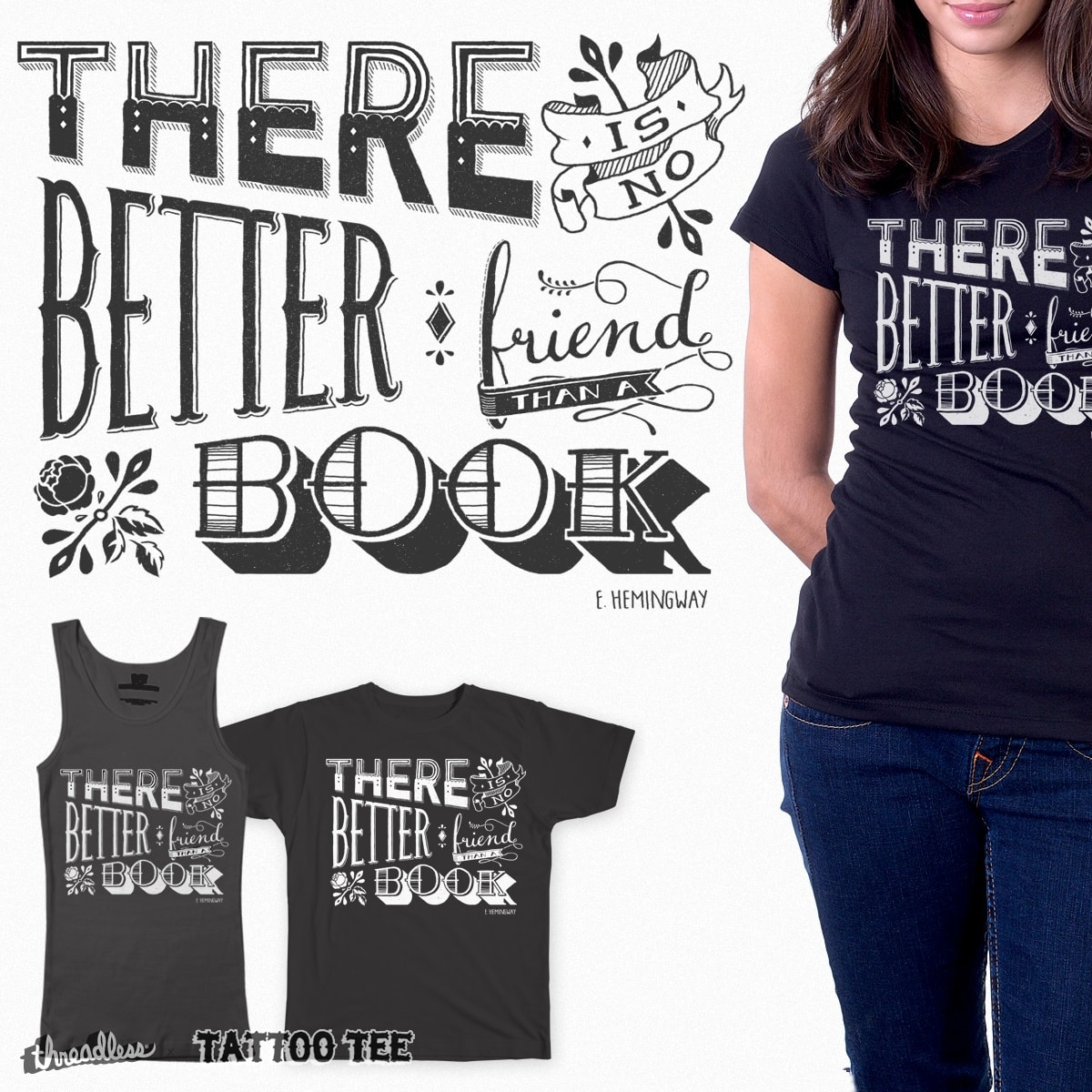 No Better Friend by jillhello on Threadless