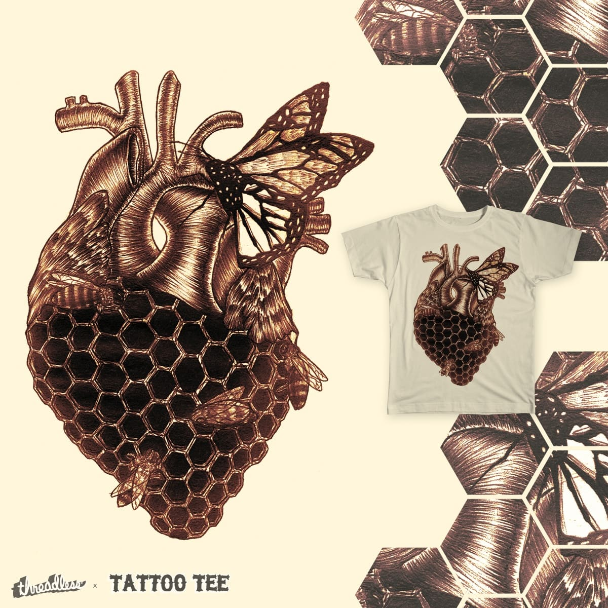Sweet Love by nearsyx on Threadless
