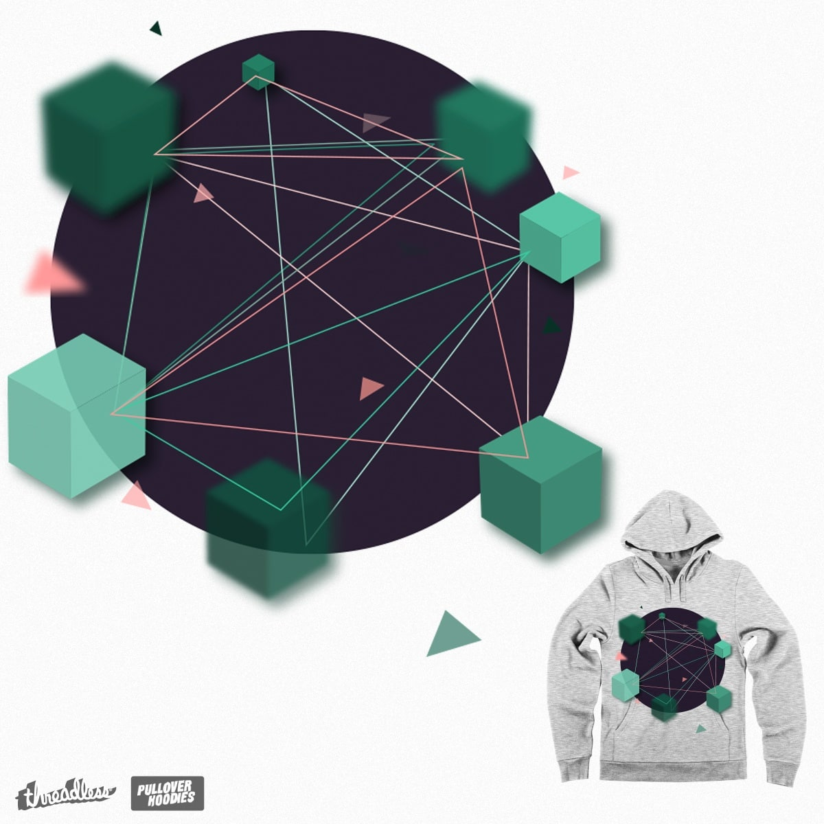 Shapes by Parin on Threadless