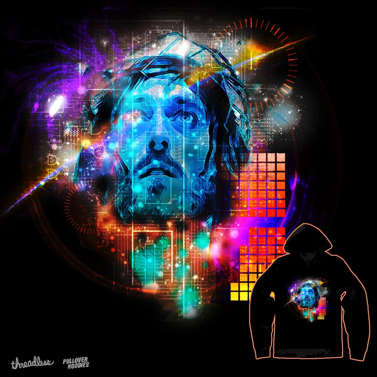 Alpha and Omega 2.0 by Livingston76 on Threadless