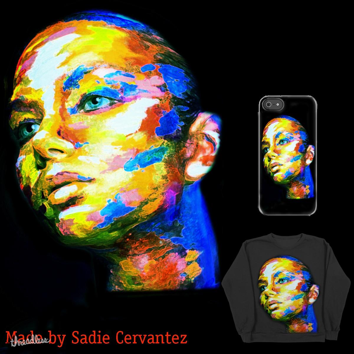 Think of me by SadieCervantez on Threadless
