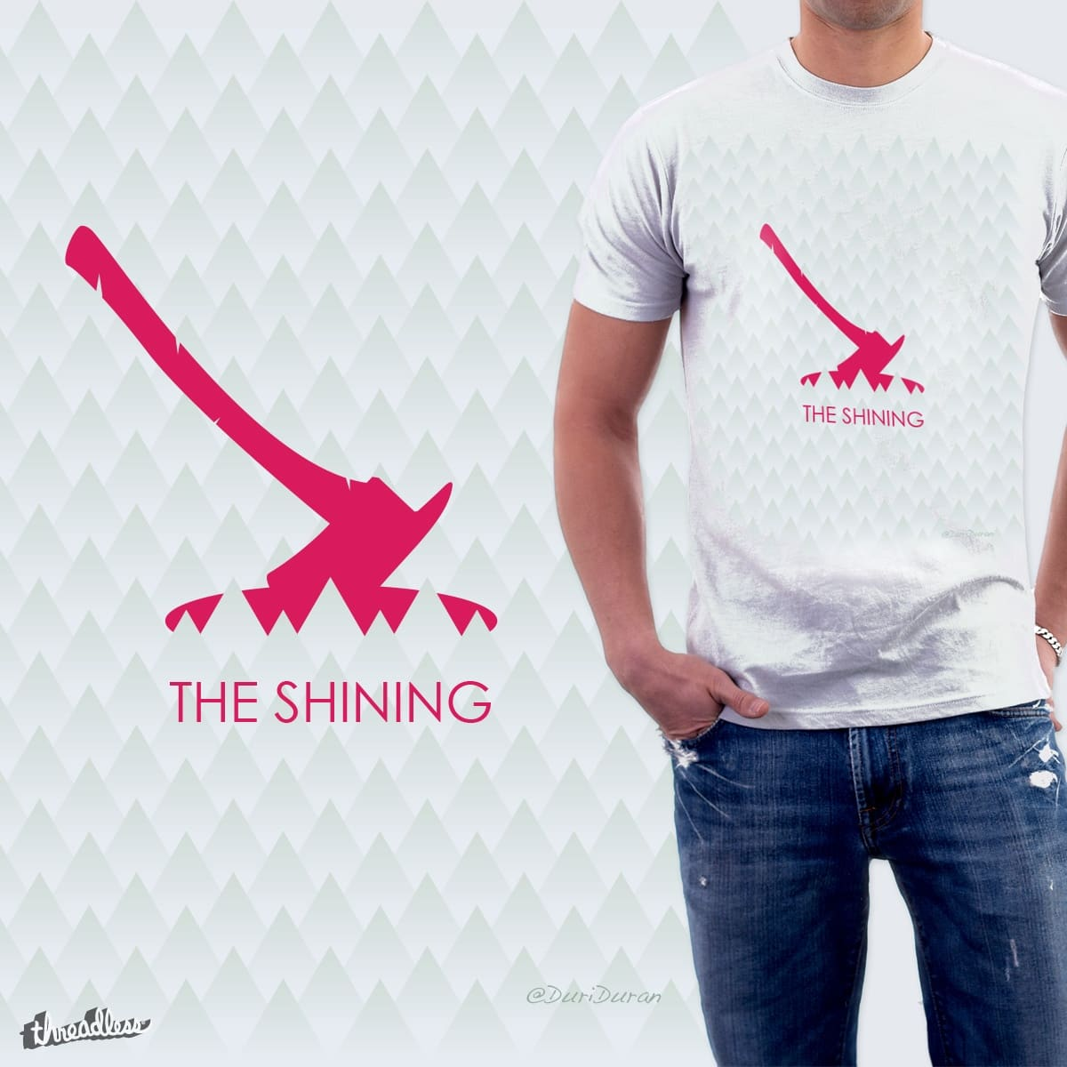 The Shining by duriduran on Threadless
