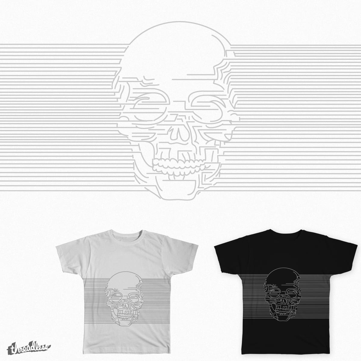 Skulline by rit10 on Threadless