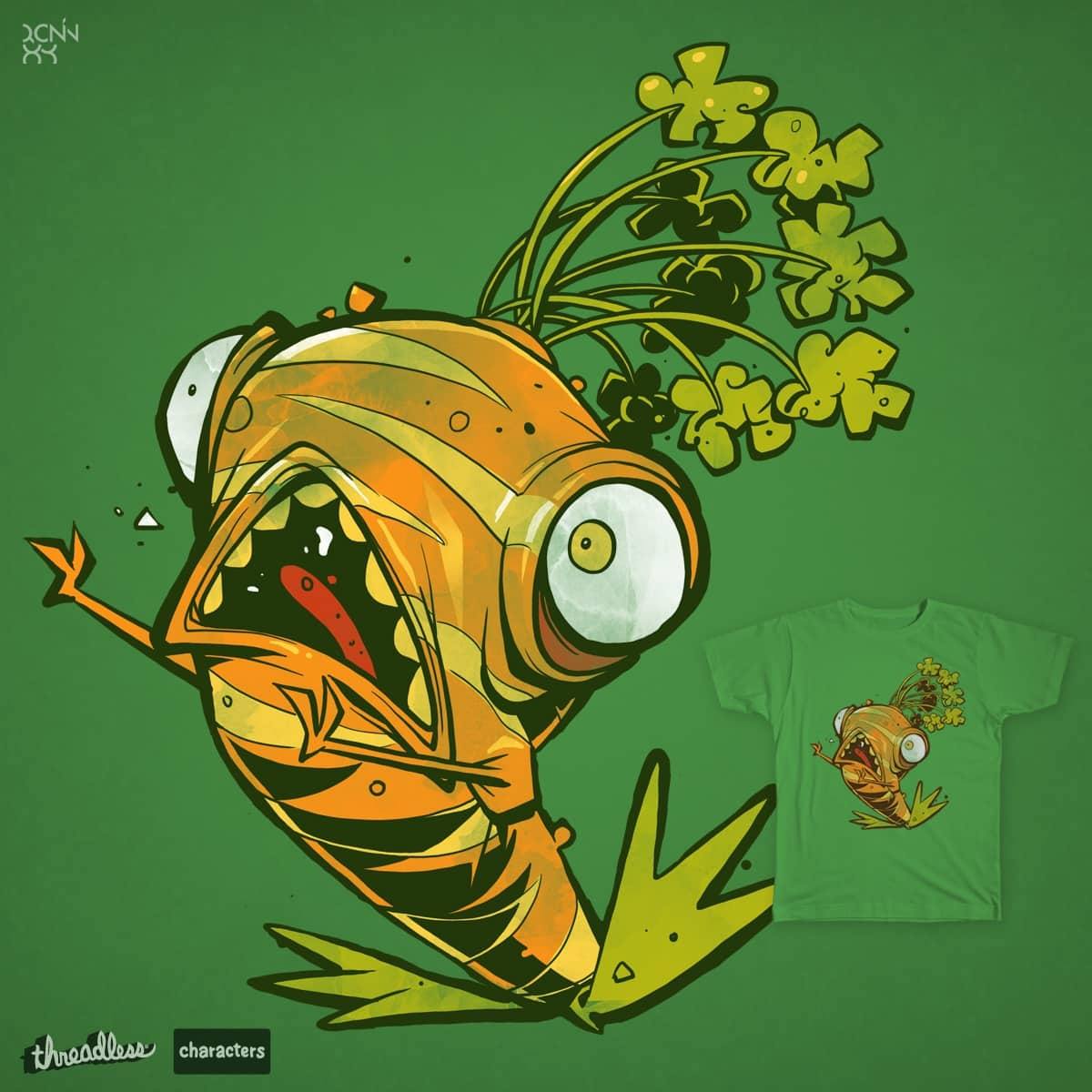 carrot the thief by ronin84 on Threadless