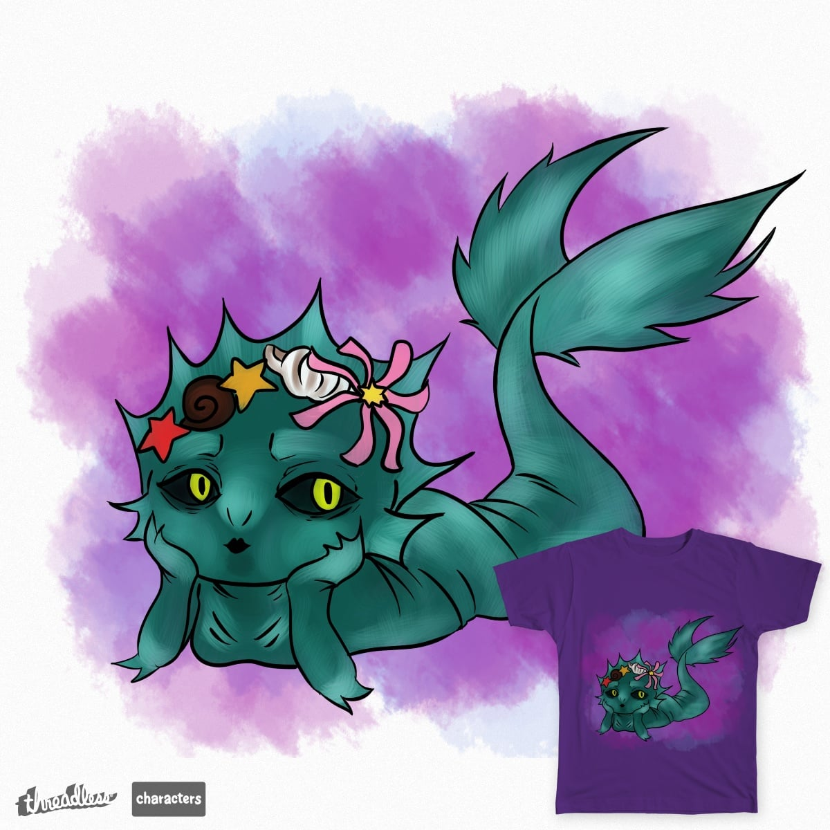 Evienne by suzukiPC on Threadless