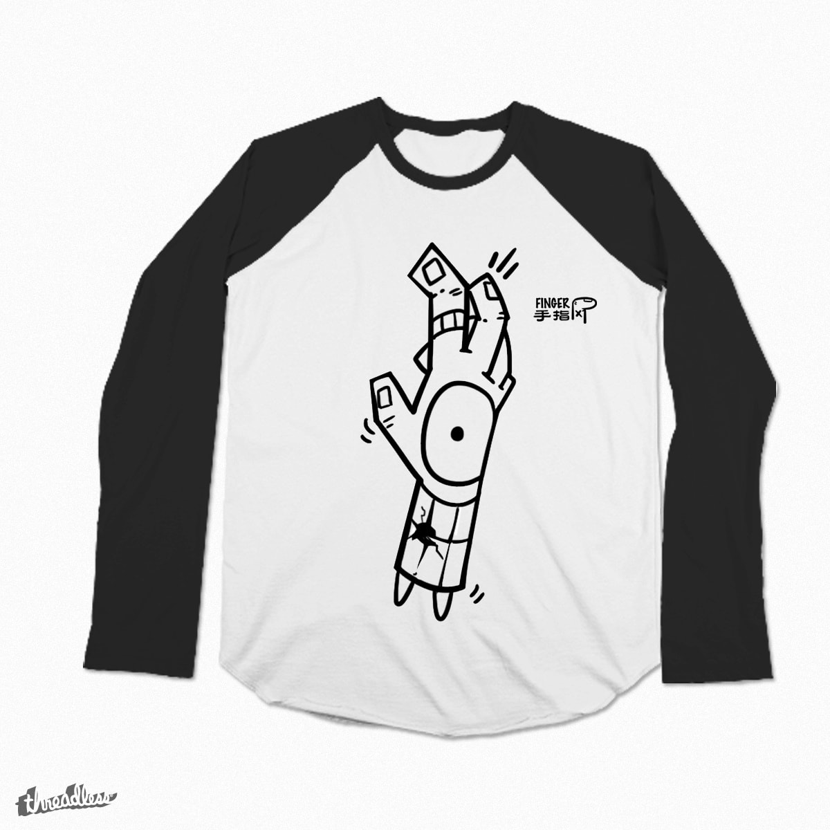 Communicate with your hands by JChao on Threadless
