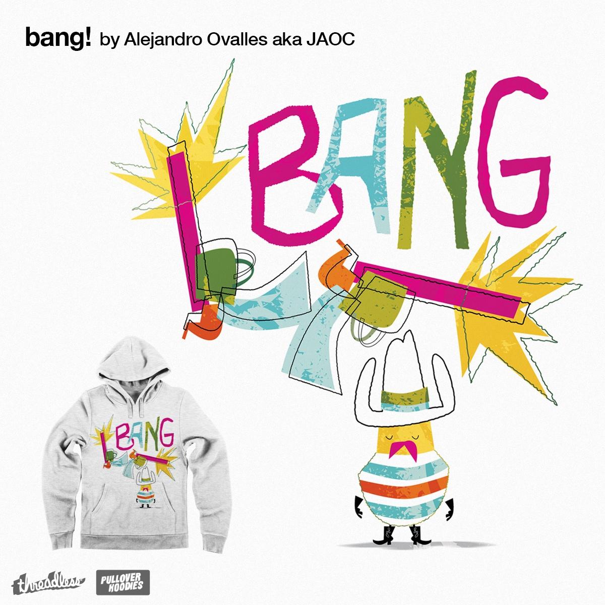 bang! by jaoc28 on Threadless