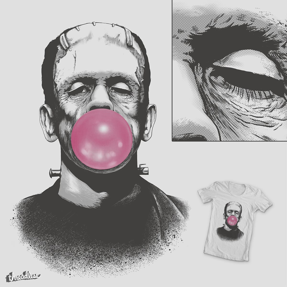 FRANKIE GOES TO HOLLYWOOD by los tomatos on Threadless