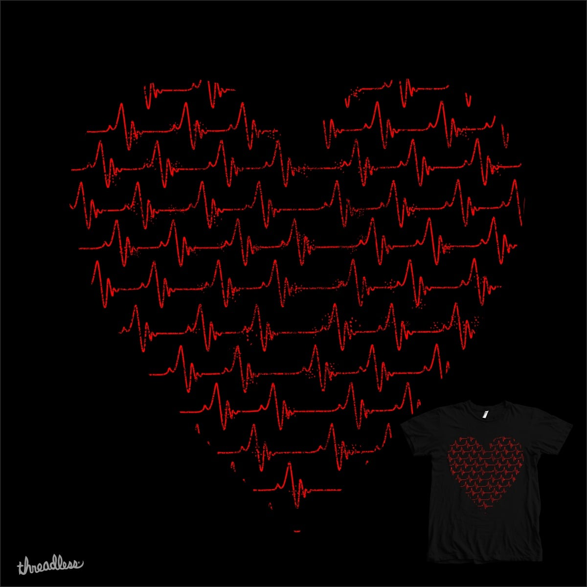 Live Your Heart by AS71 on Threadless