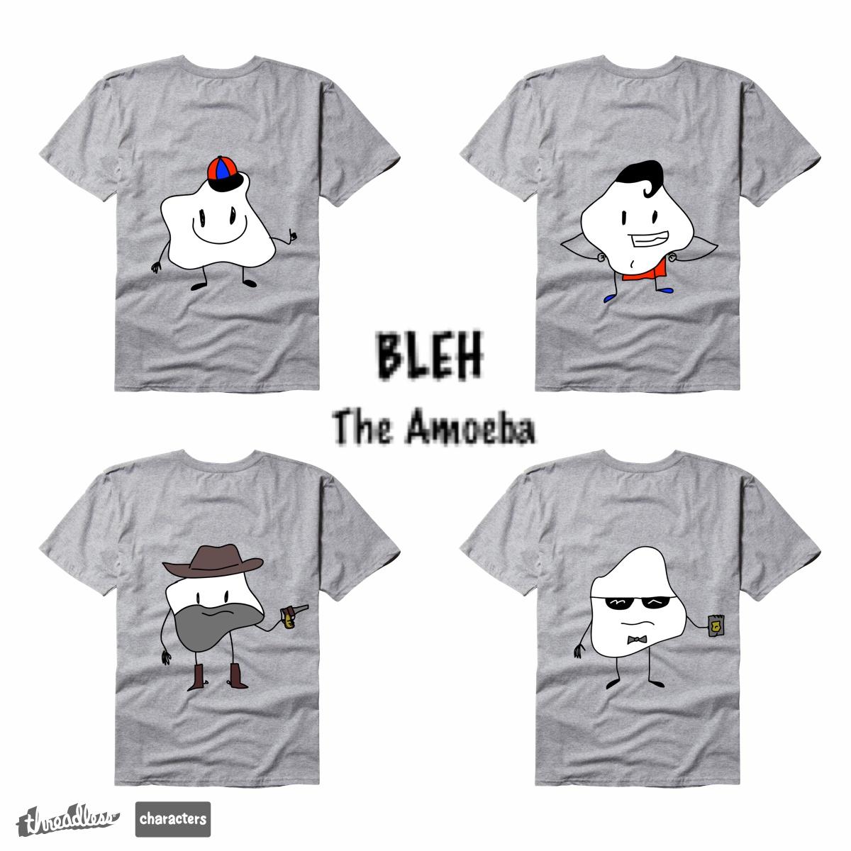 BLEH (The Amoeba) by Wachtos on Threadless