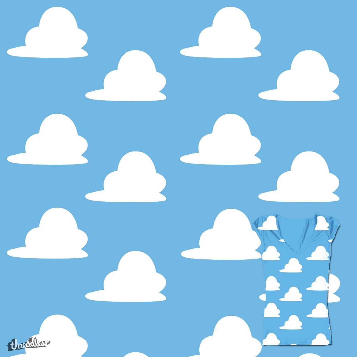 Cloudy Sky by Calironia on Threadless