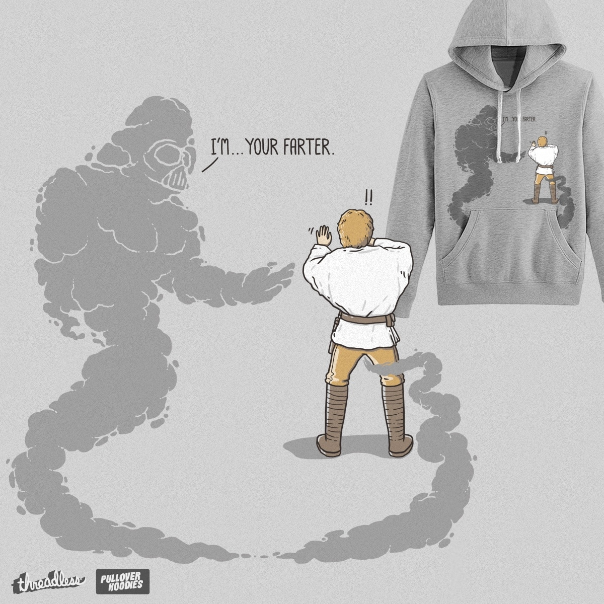 The Dark Side by uptme on Threadless