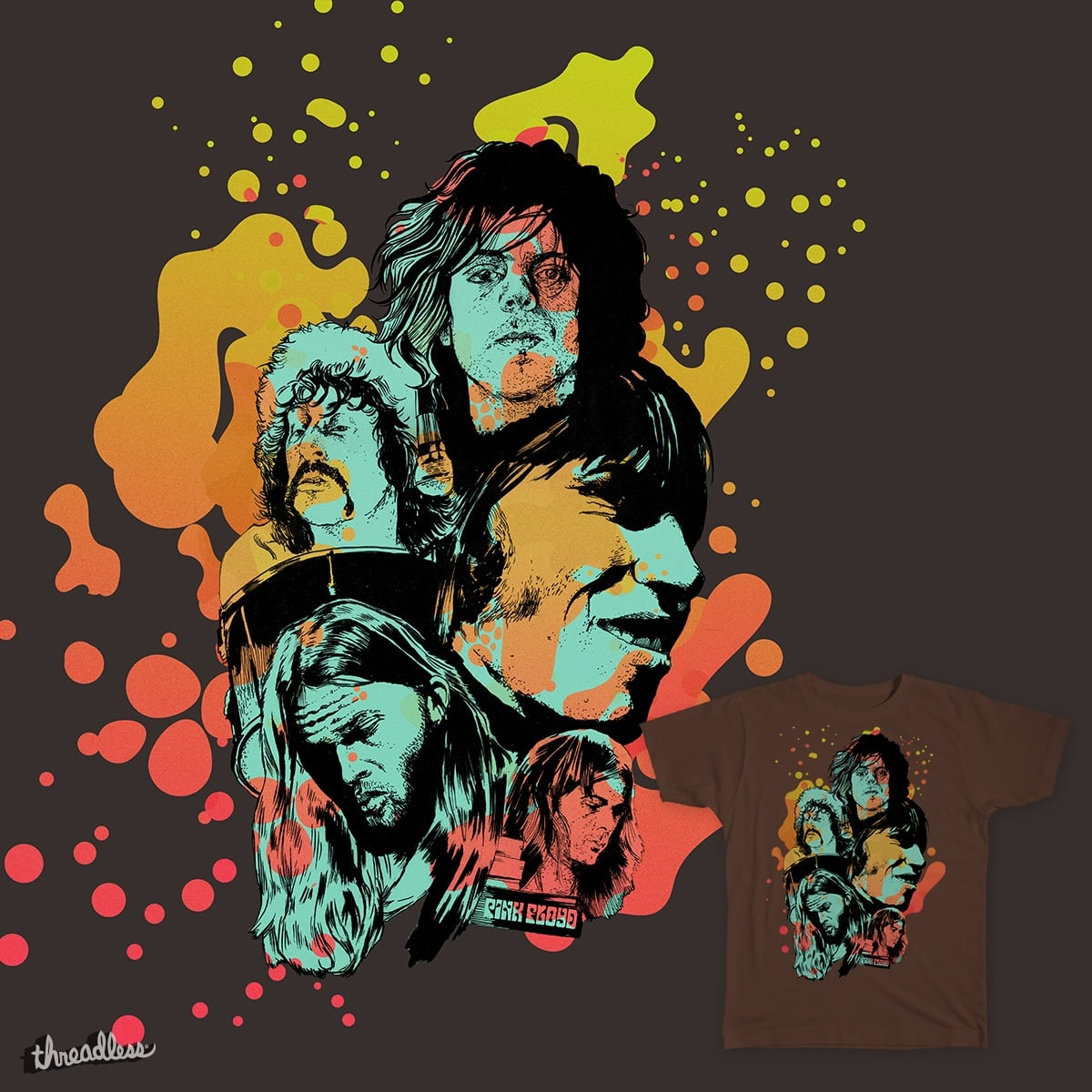 Any Color You Like by rohan.jha.792 on Threadless