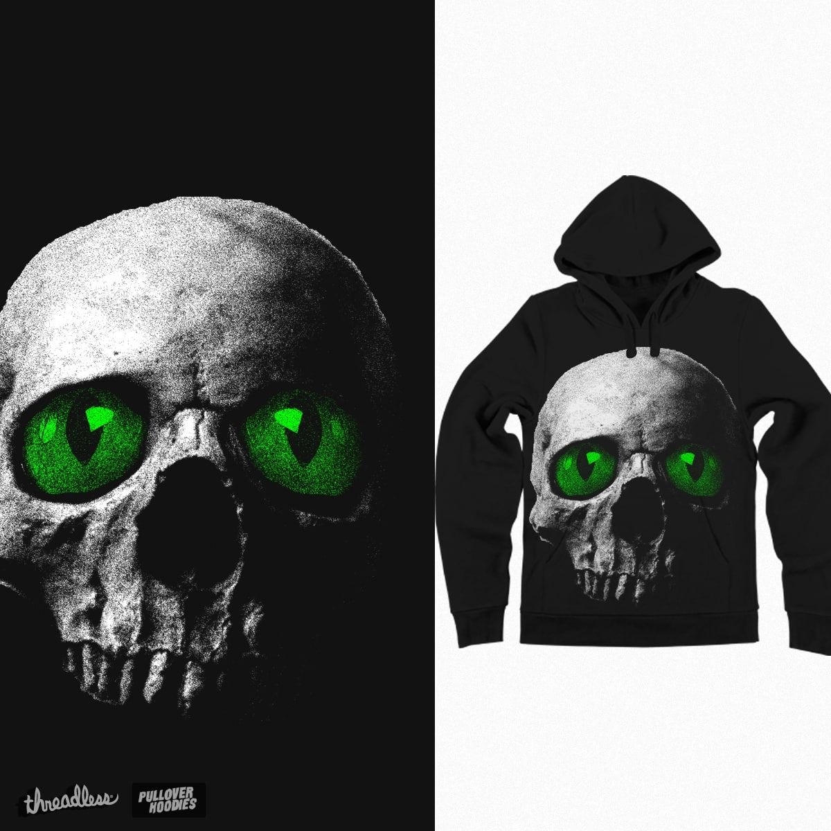 dead but cool by bulo on Threadless