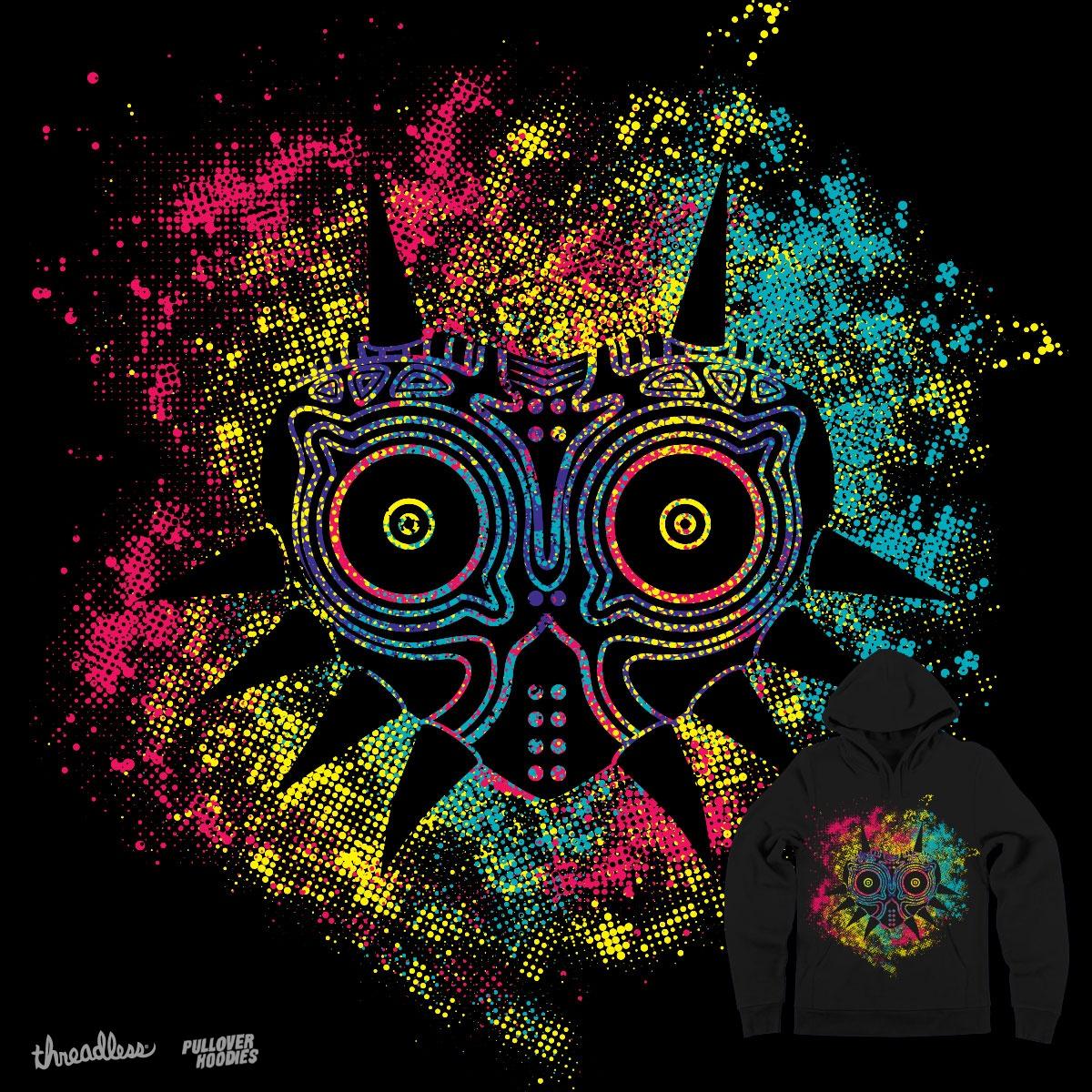 Majora's Mask by EVO-TRIP on Threadless
