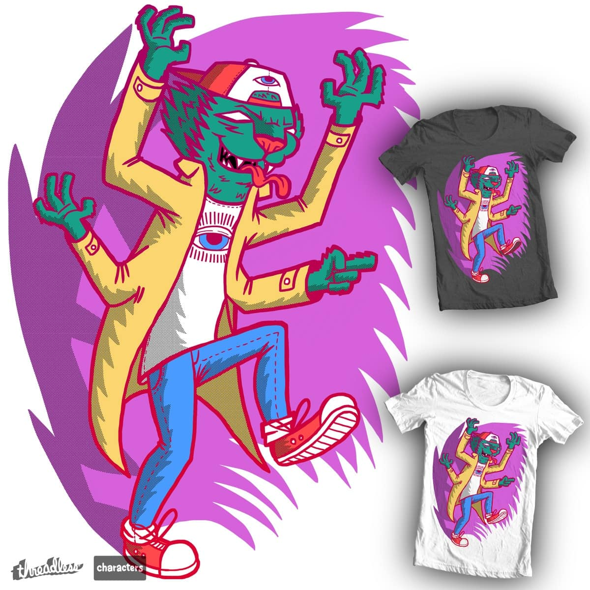 Larry by Jaxxer on Threadless