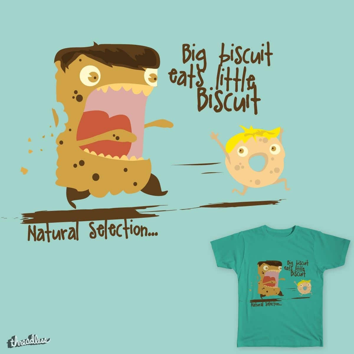 Natural Selection by Backs08 on Threadless
