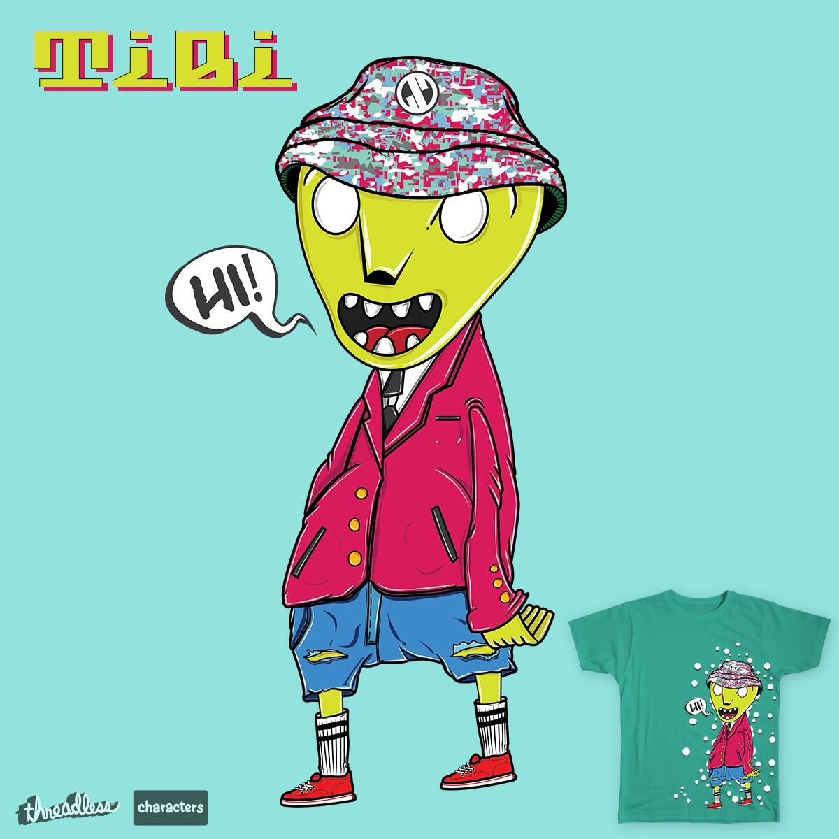 Tibi by BVDOT on Threadless