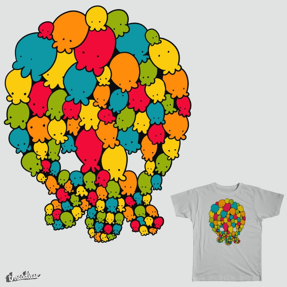 Squigglies by tankgingone on Threadless