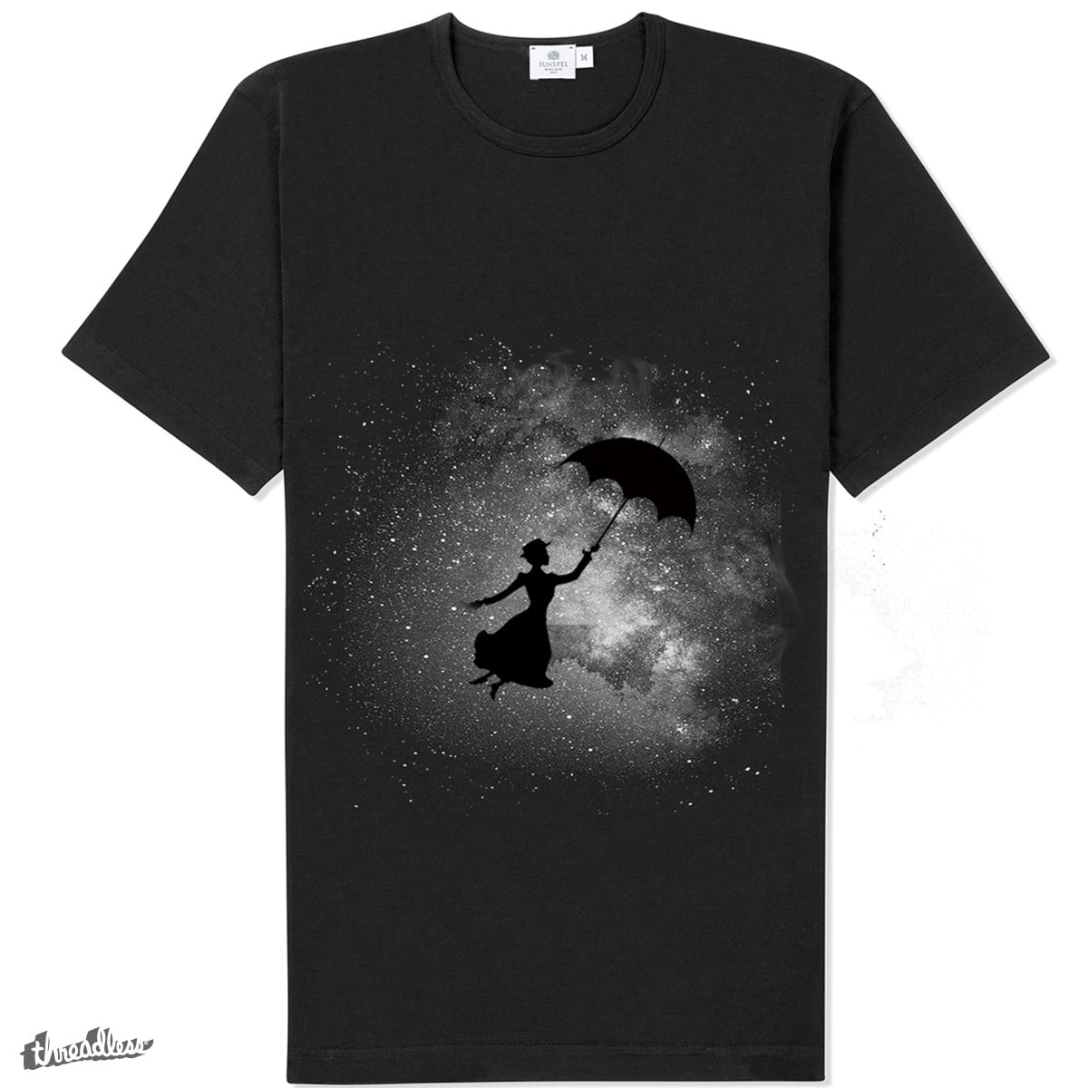 fly to space by elizatatty on Threadless
